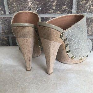 MaxMara Shoes - Max Mara Mules Size 7